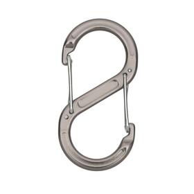 Relags Zubehörkarabiner S' 2 Stück grau